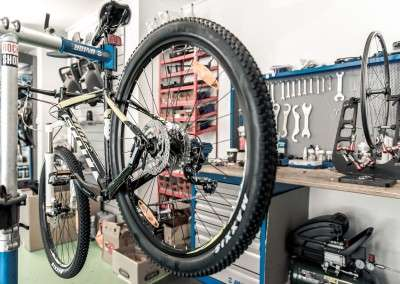 Fahrradwerkstatt Wien Rad 1020