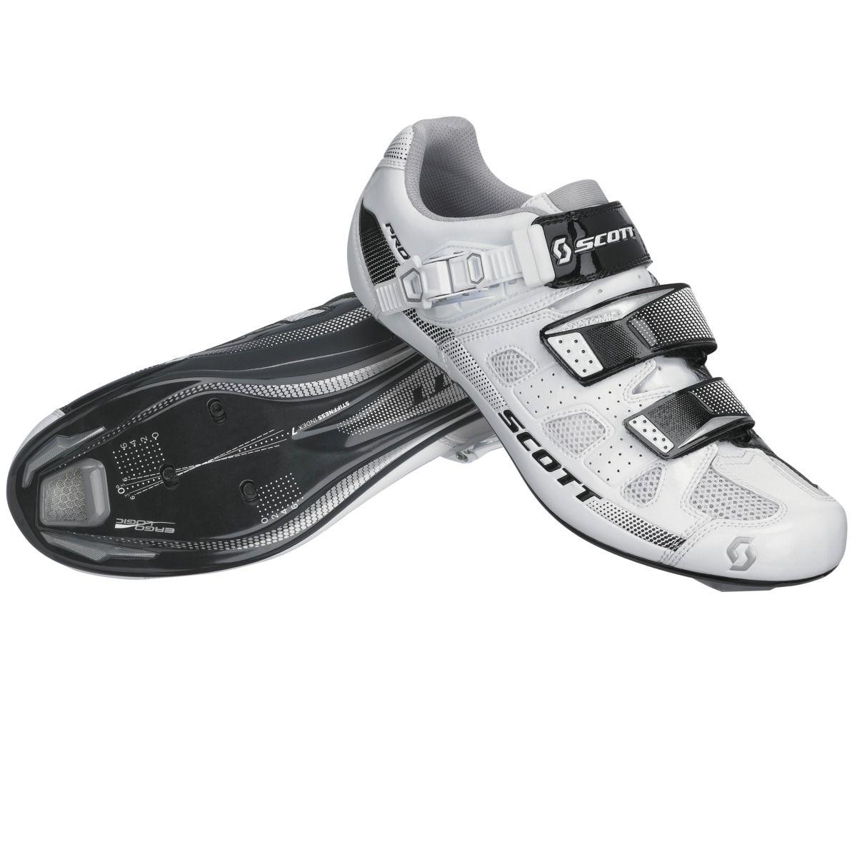 Shoe-road-Pro-white-black-gloss