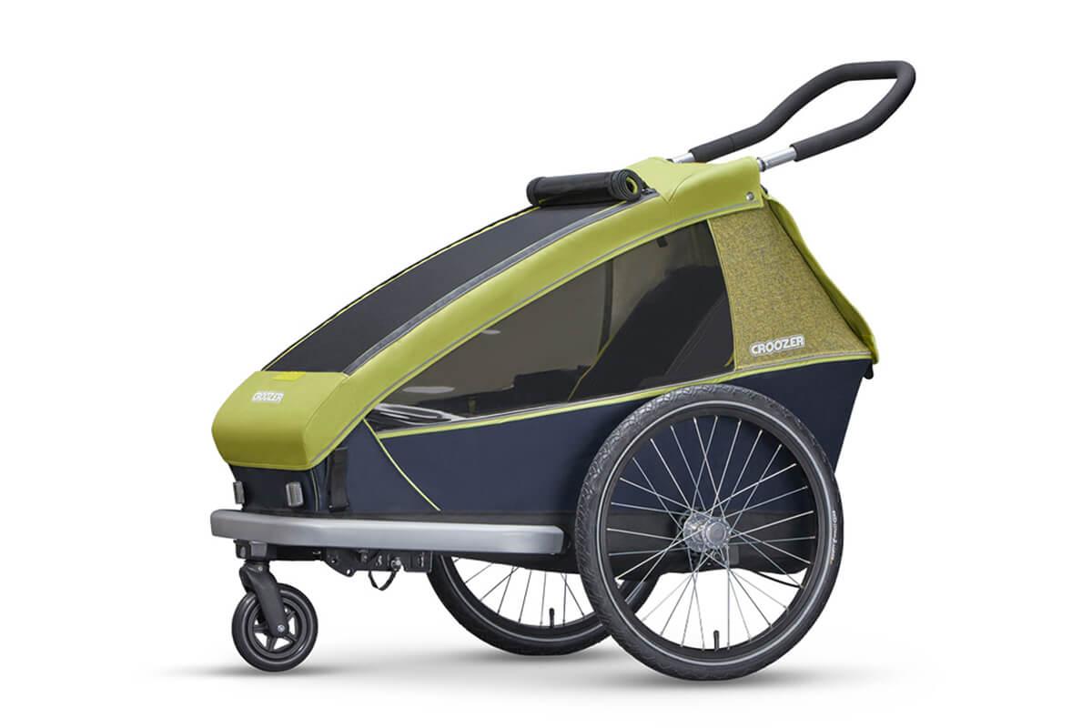 Croozer Kid for 1 Kinderfahrradanhänger Modell 2018 als Buggy