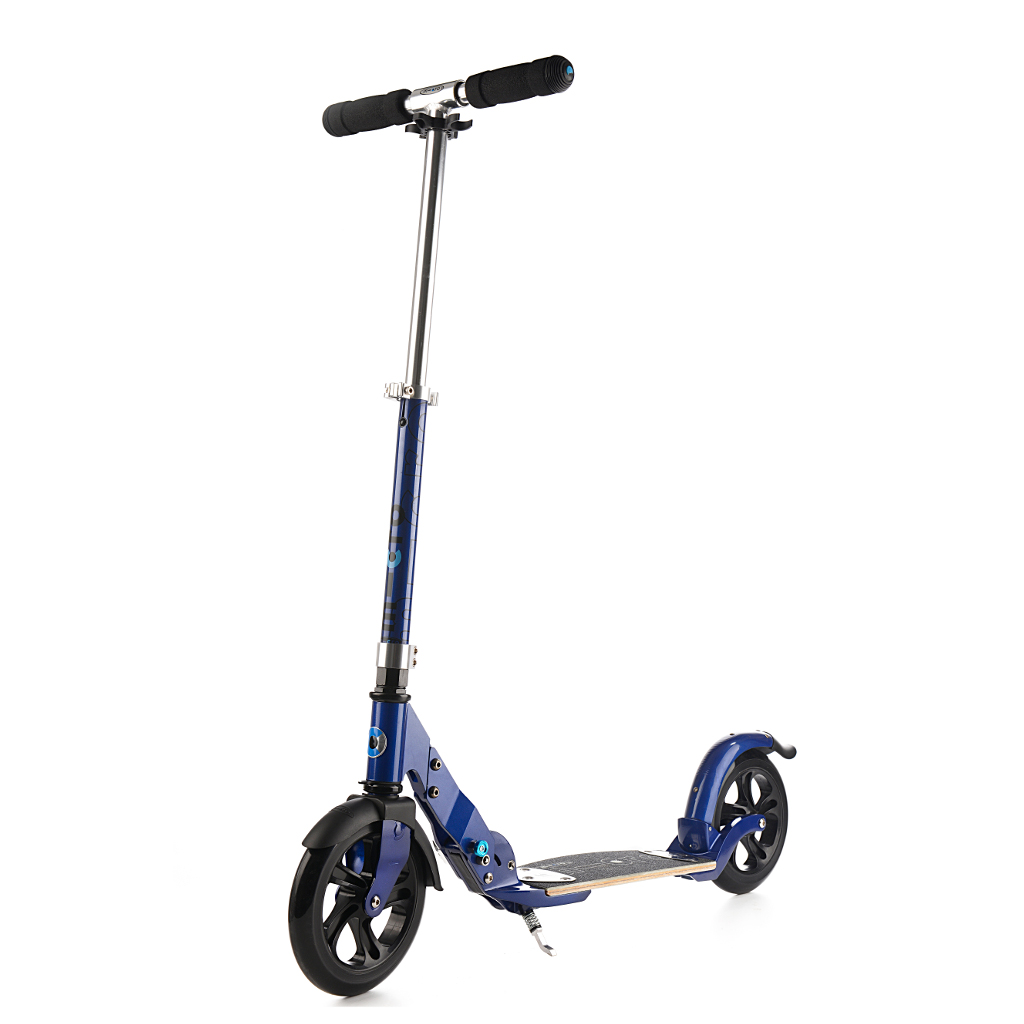 Micro Scooter Flex blau