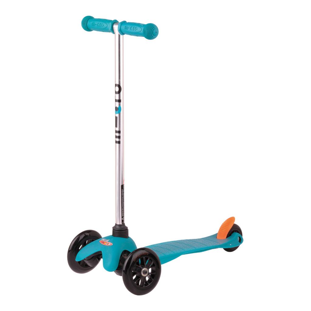 Mini Micro sporty Scooter aqua