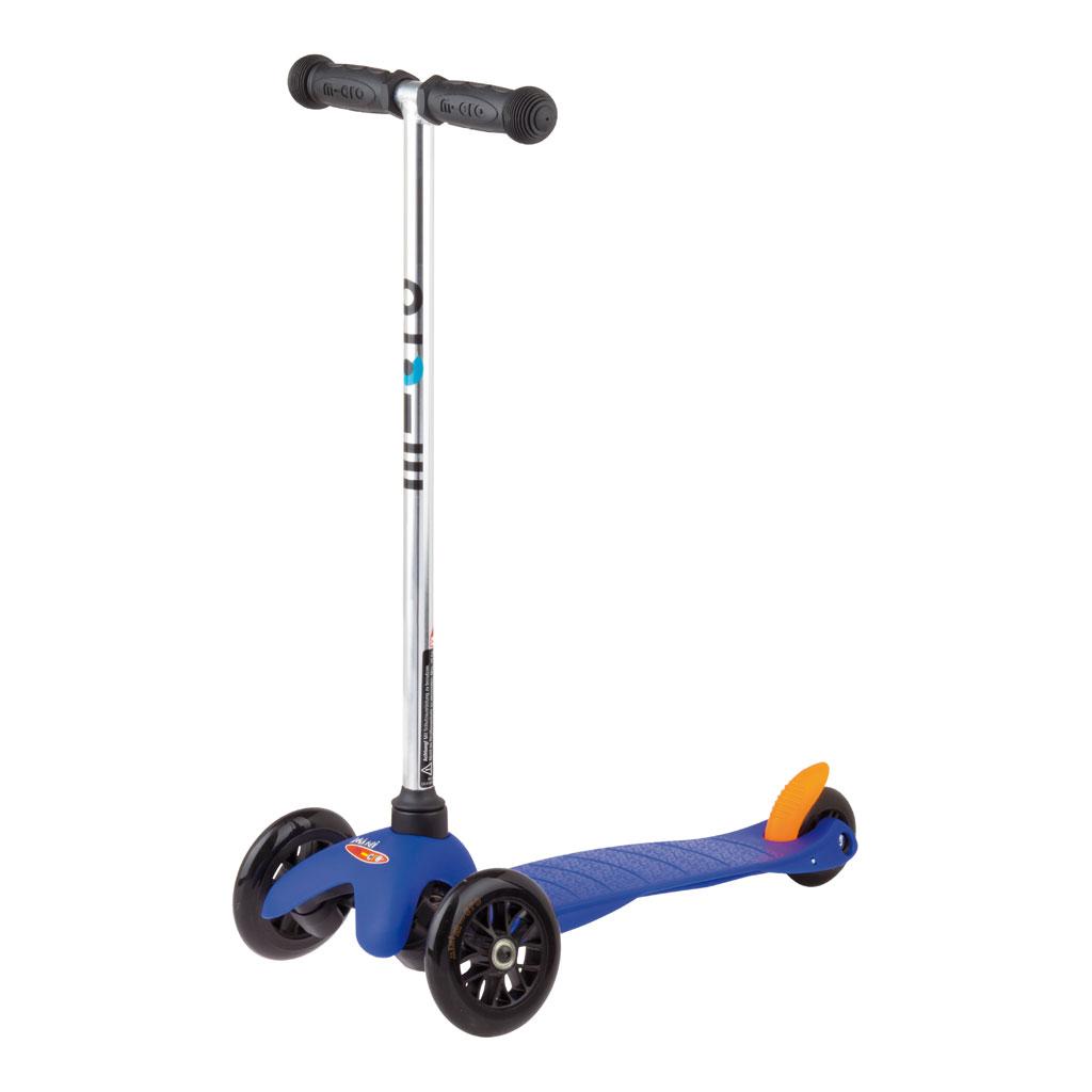 Mini Micro sporty Scooter blau