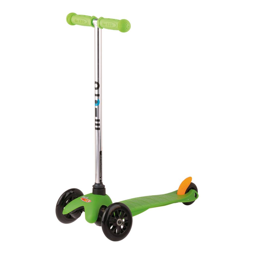 Mini Micro sporty Scooter grün
