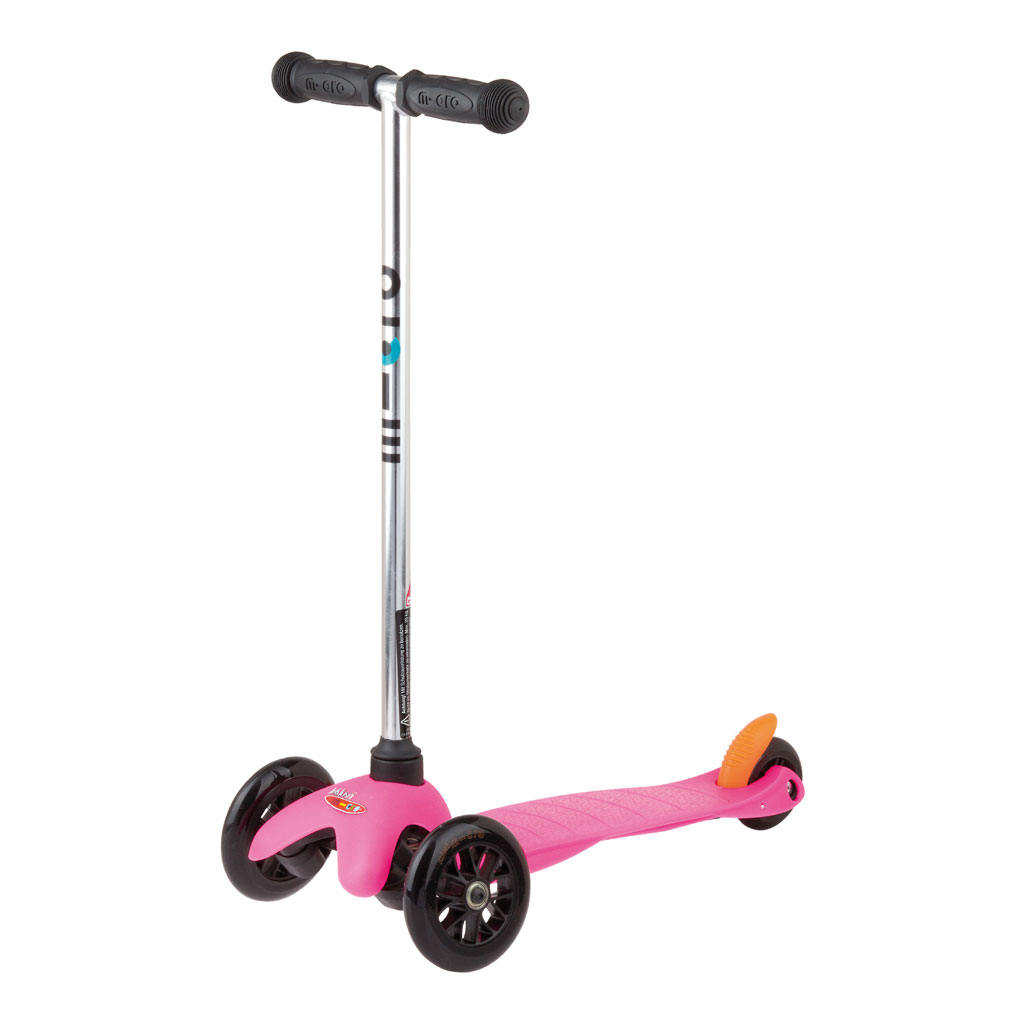 Mini Micro sporty Scooter pink