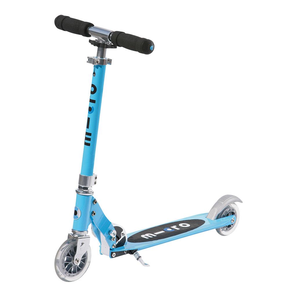 Micro Scooter Sprite blau