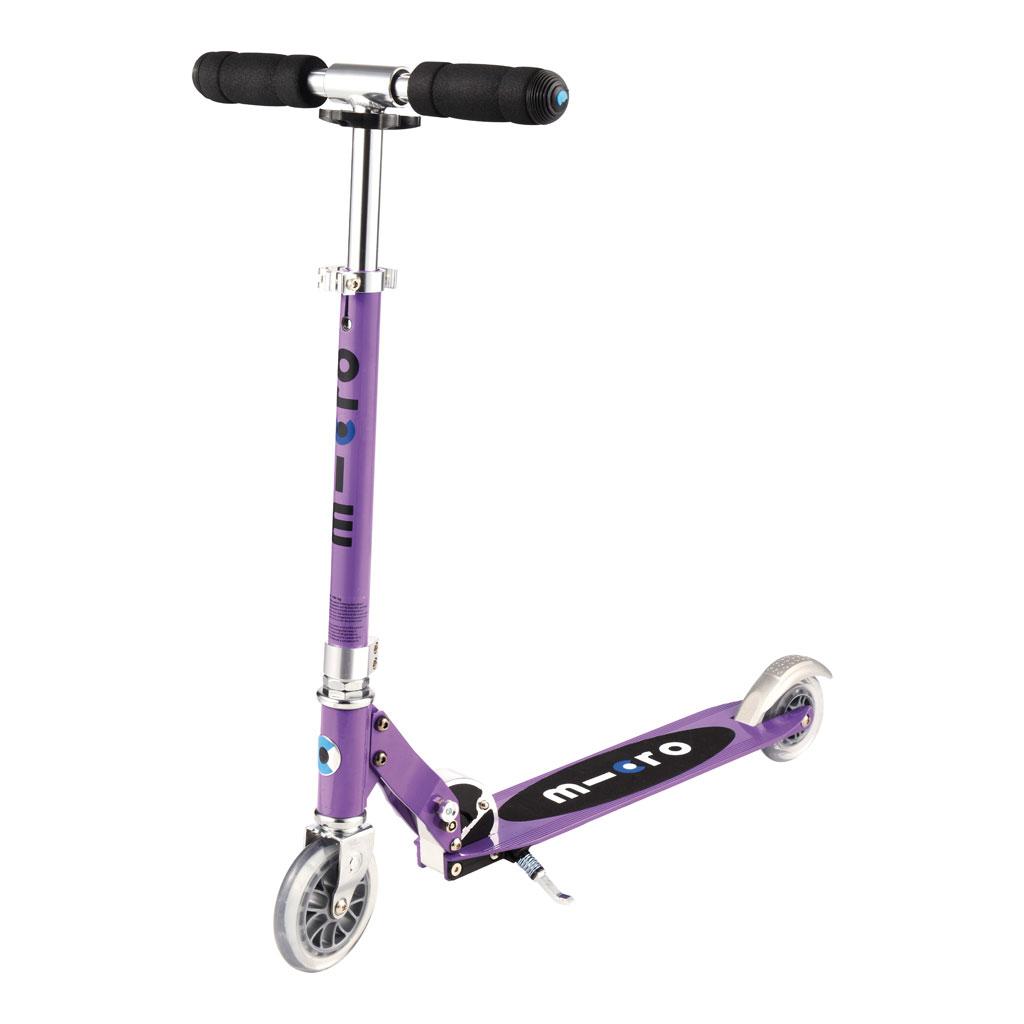 Micro Scooter Sprite lila