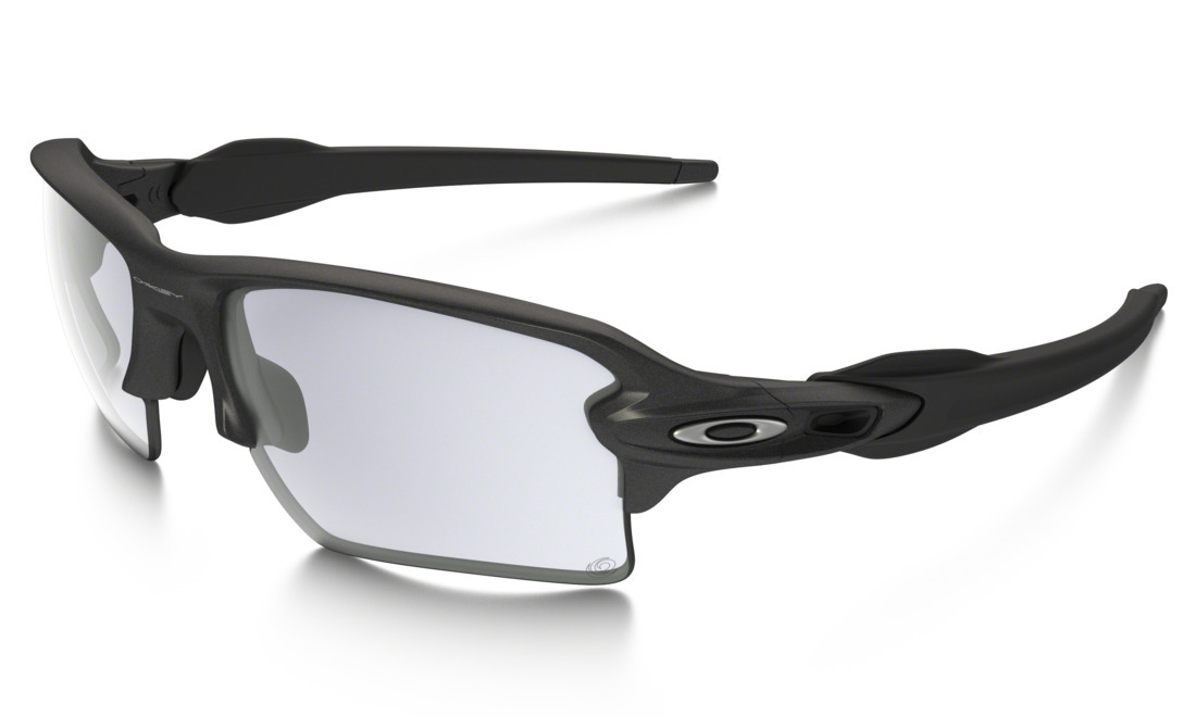 steel clear black iridium photochromic xl