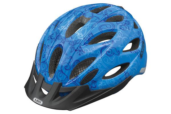 abus lane-u garden blue helm
