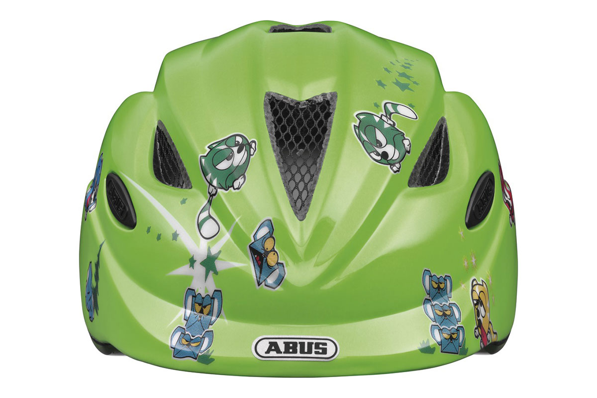 ABUS Anuky Green Catapult Kinderhelm