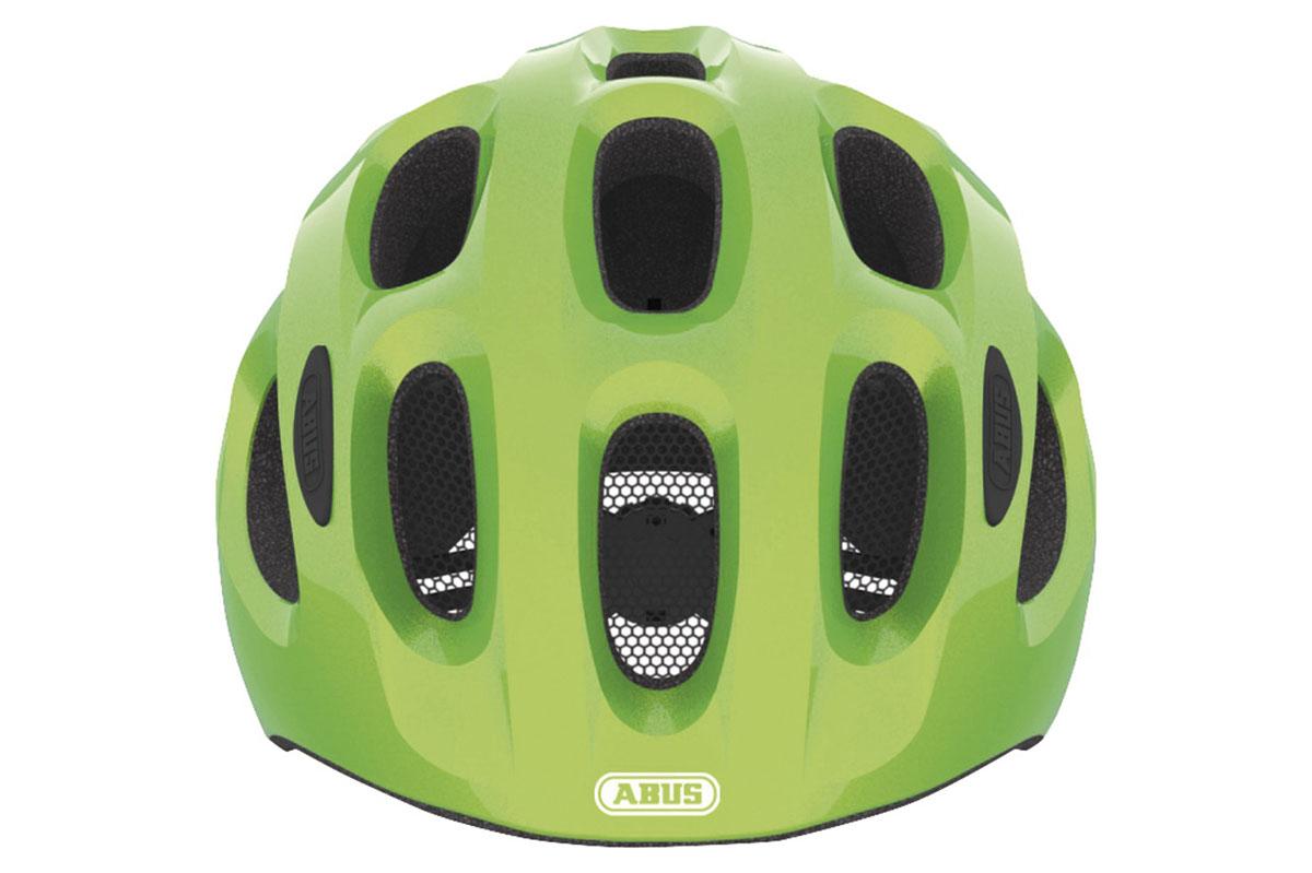 ABUS Youn-I sparkling green Kinderhelm