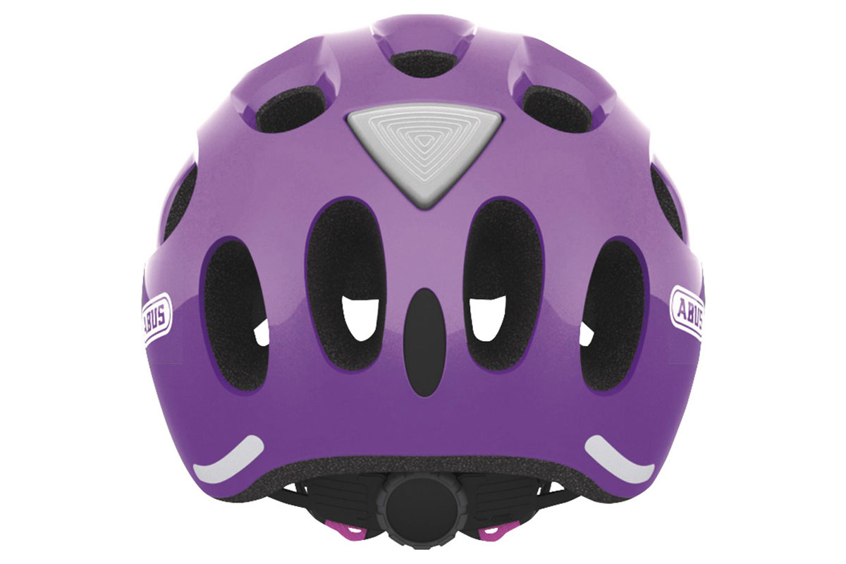 ABUS Youn-I sparkling purple Kinderhelm