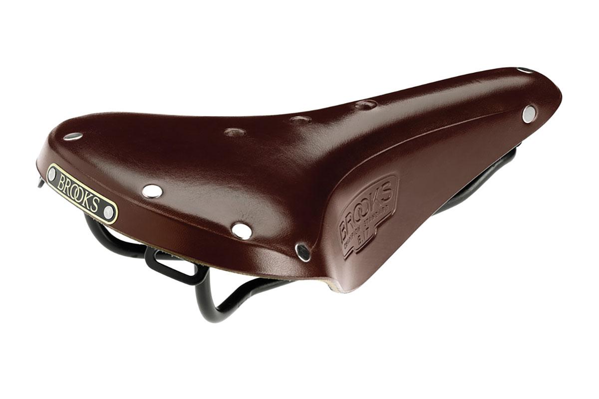 Brooks Sattel B17 Standard - brown