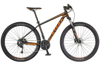 SCOTT Aspect 750 black/orange 2018