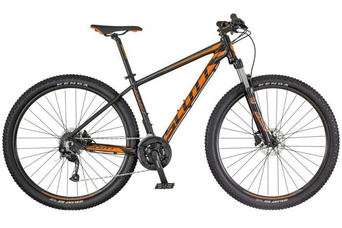 SCOTT Aspect 750 black/orange 2018