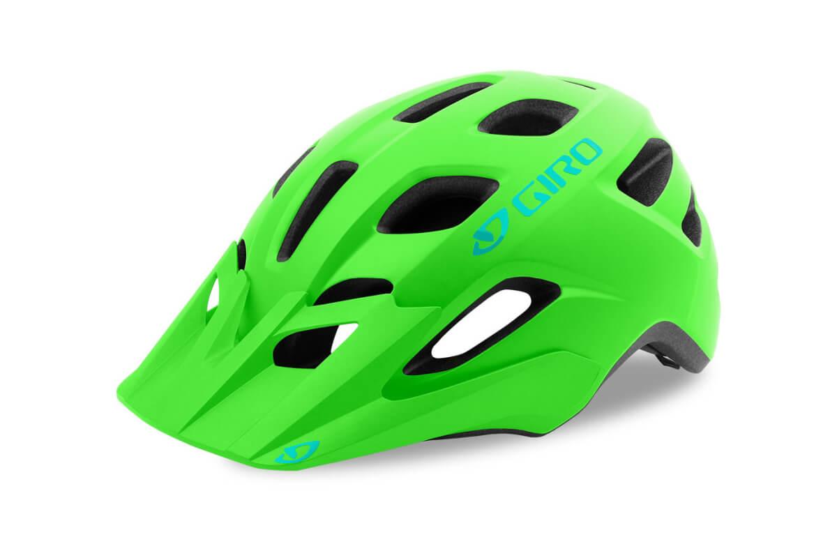 GIRO Fixture MIPS Fahrradhelm grün