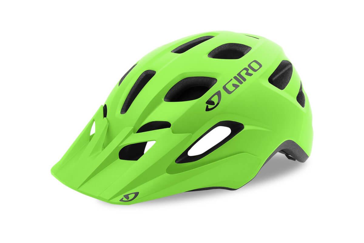 GIRO Tremor Fahrradhelm grün