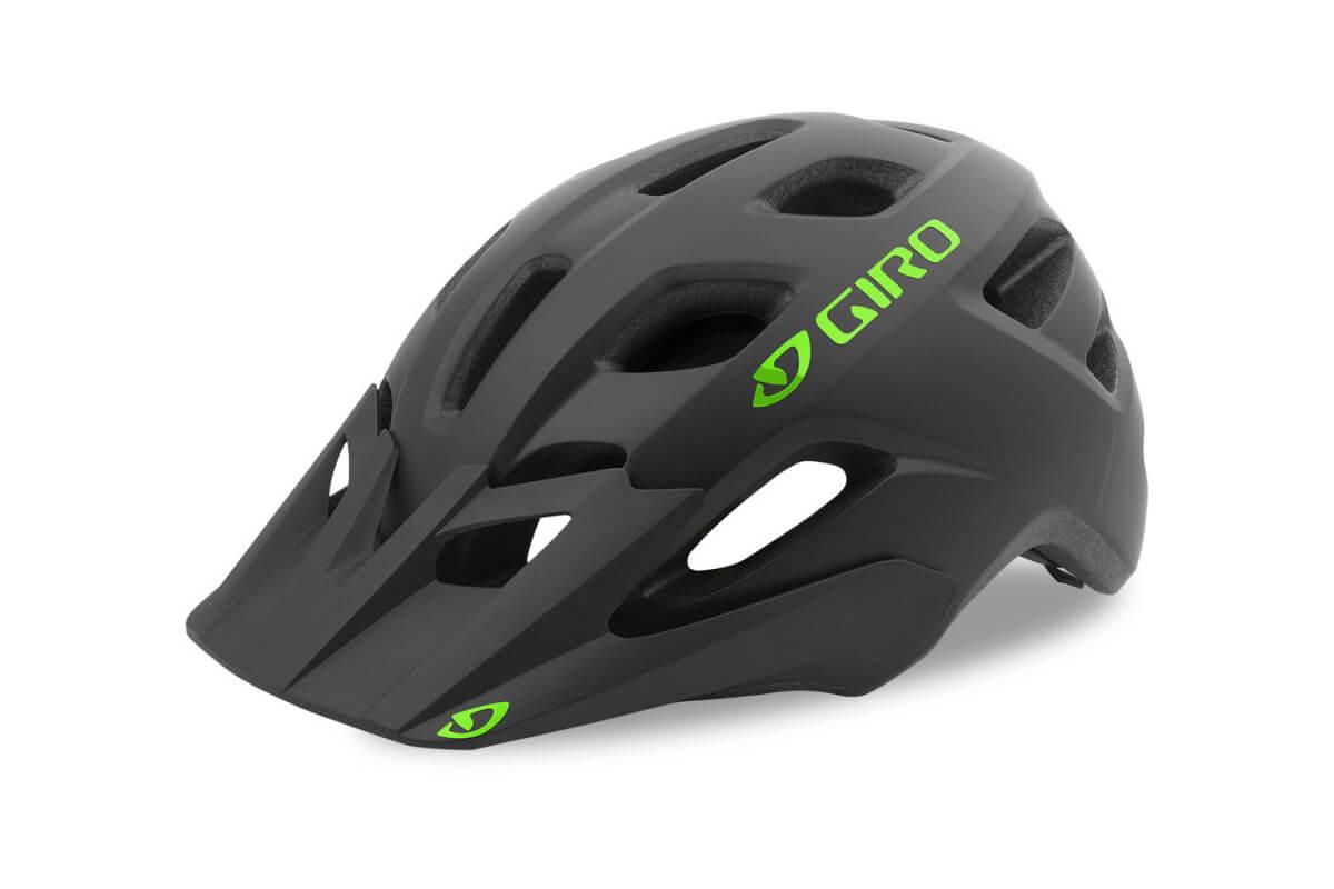 GIRO Tremor Fahrradhelm schwarz