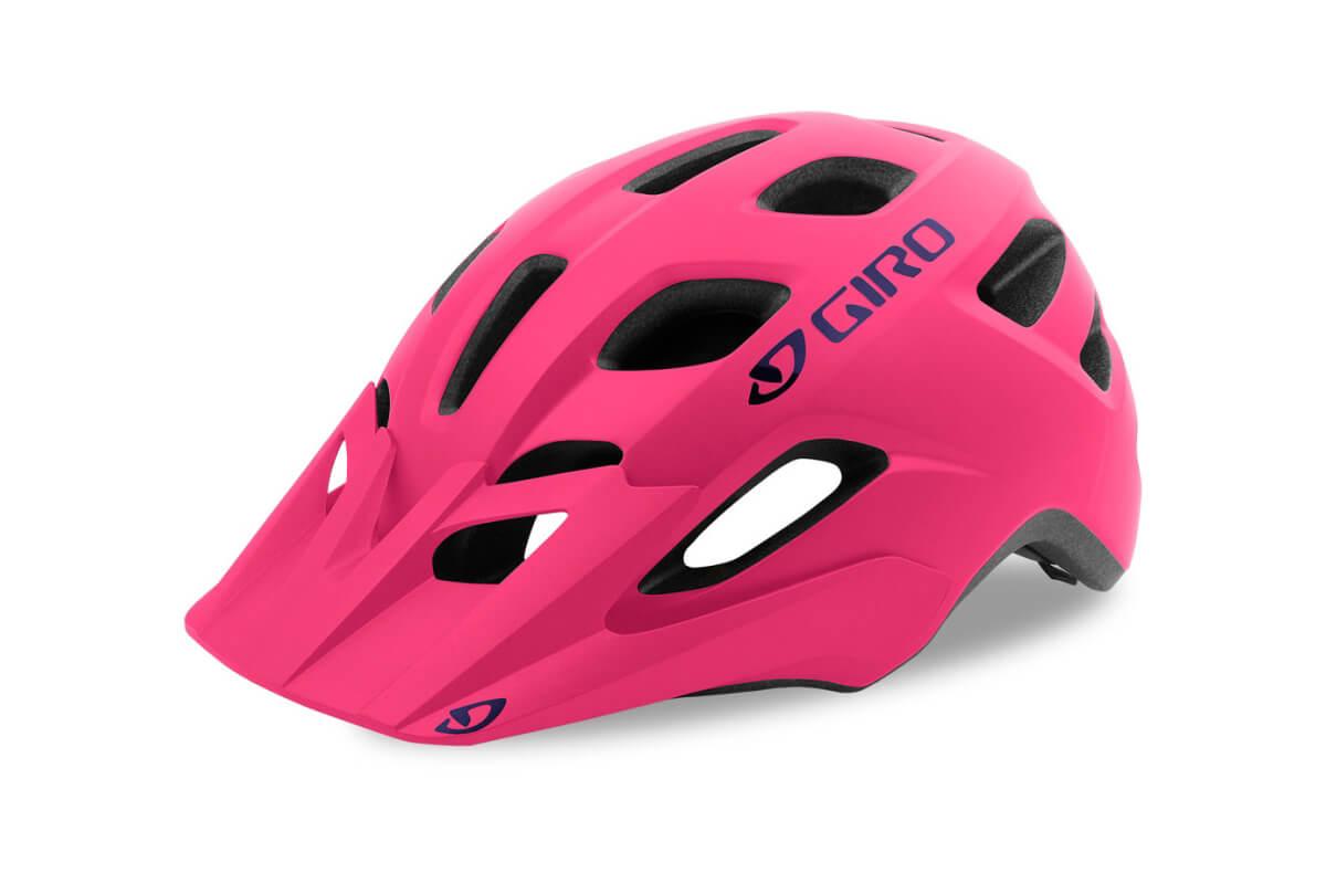 GIRO Tremor Fahrradhelm pink