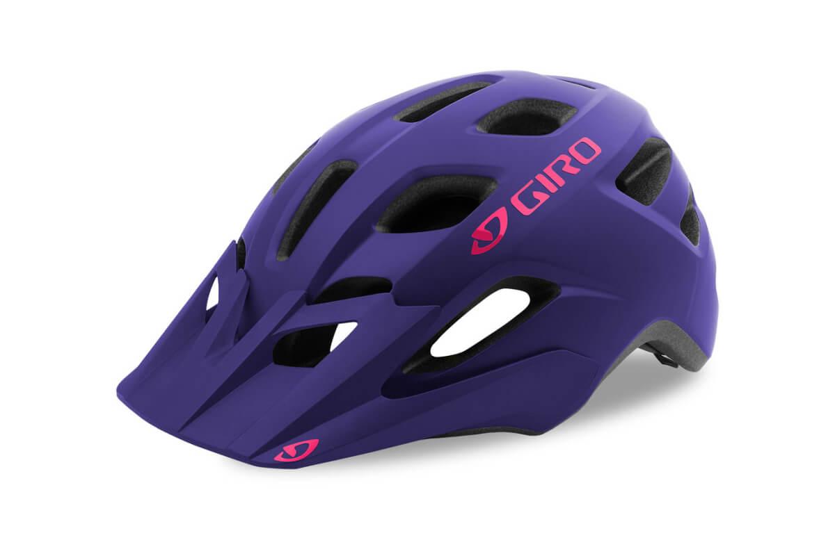 GIRO Tremor Fahrradhelm lila