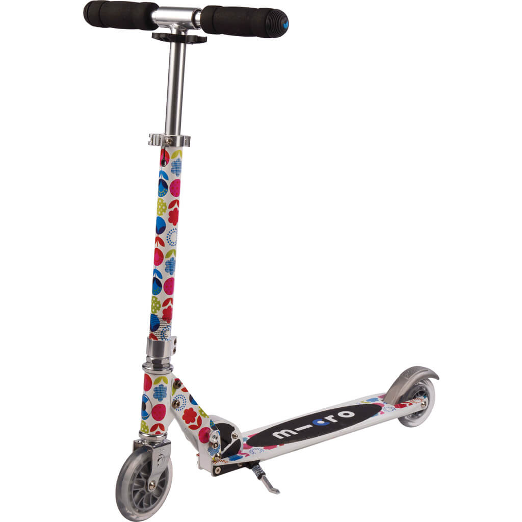 MICRO Scooter Sprite M&D Floral multicolor