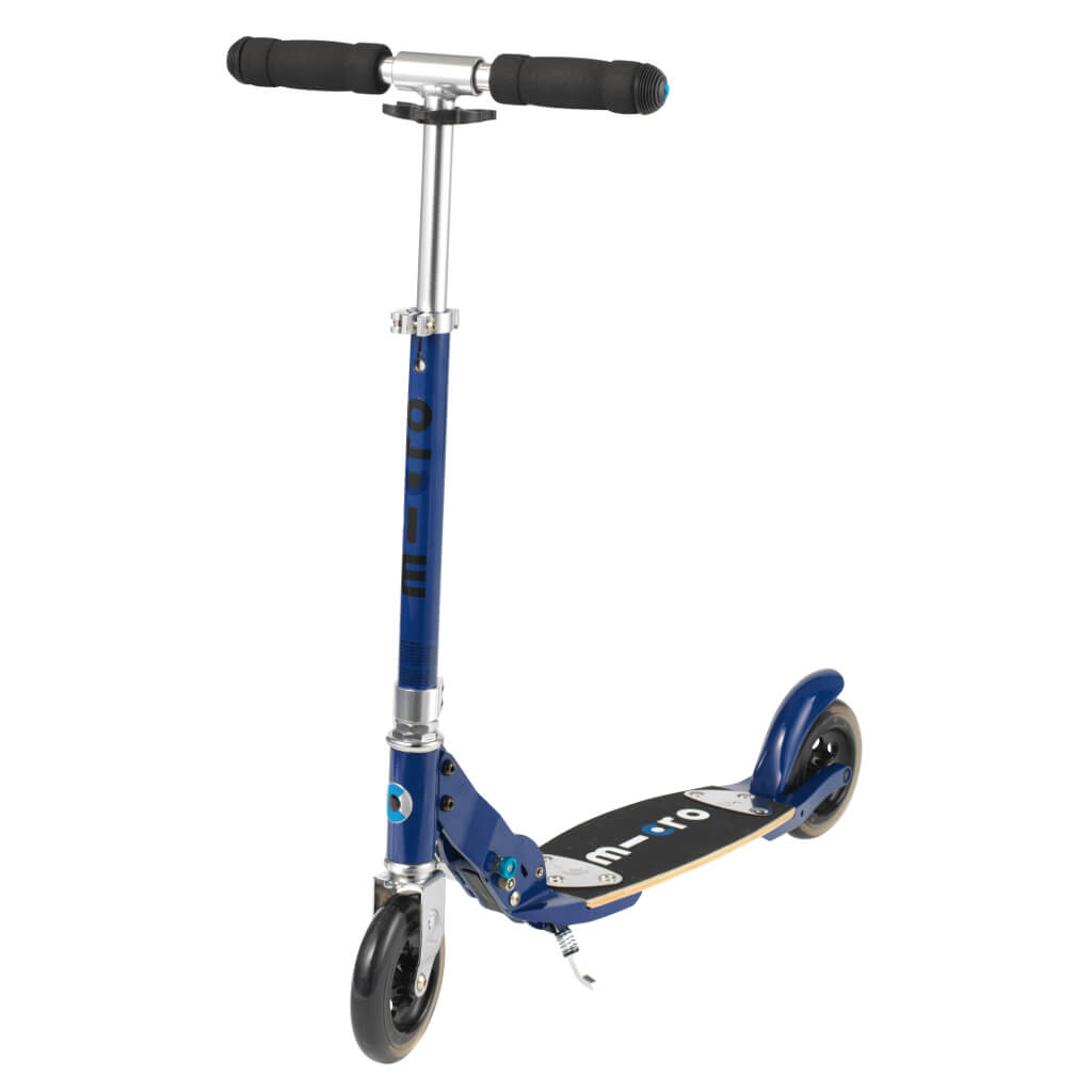Micro Scooter Flex, saphir blue PU 145mm