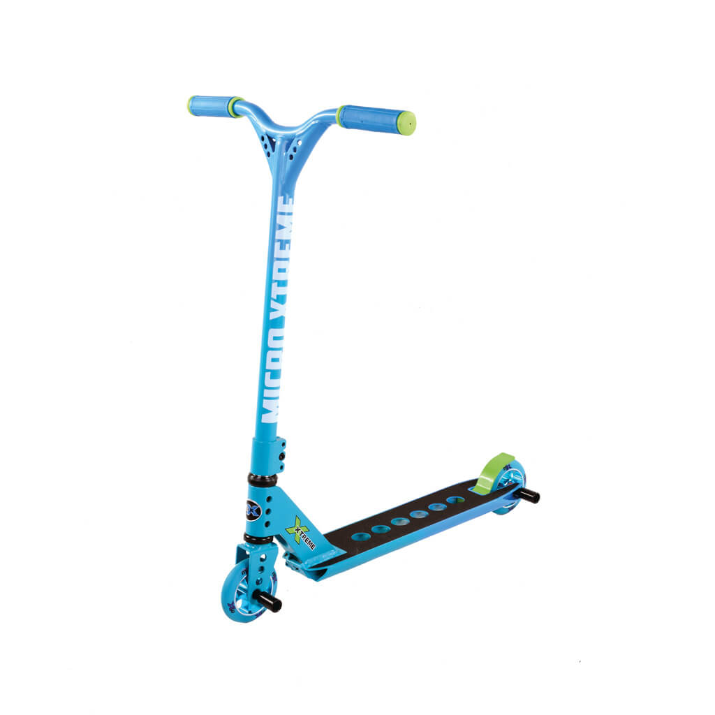 Micro Scooter MX TRIXX 2.0 RAINBOW blue