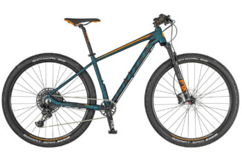 SCOTT ASPECT 900 COBALT GREEN/ORANGE BIKE 2019