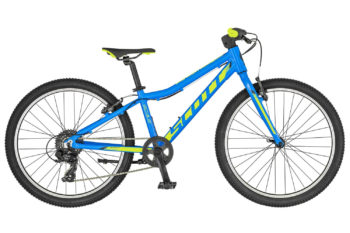 SCOTT SCALE 24 BIKE MIT STARRGABEL 2019
