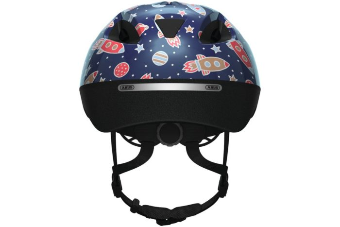 ABUS Kleinkinder- und Kinderhelm Smooty 2.0 blue space
