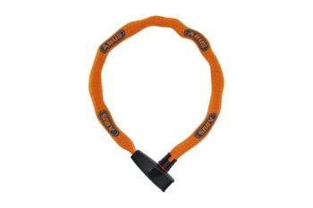 Kettenschloss Catena 6806 Neon orange