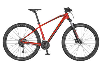 SCOTT ASPECT 950 BIKE RED/BLACK 2020