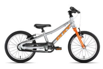 PUKY S-PRO 16 silber orange 2020