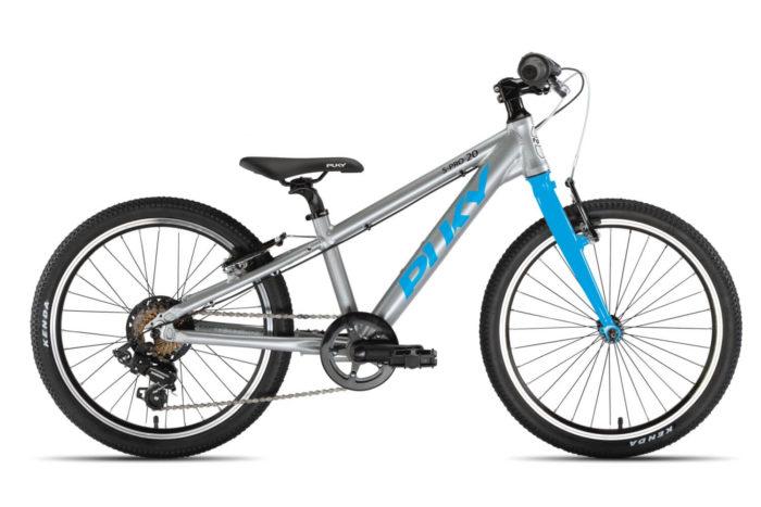 PUKY S-Pro 20-7 Alu silber blau 2020