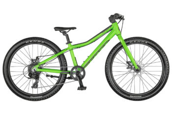 SCOTT SCALE 24 BIKE MIT STARRGABEL 2021