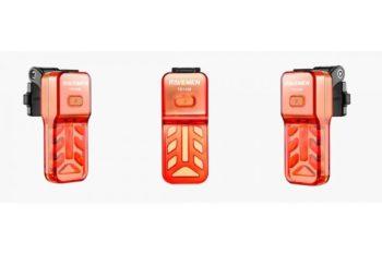 RAVEMEN TR30M USB Fahrradrücklicht 30 lumen