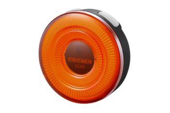 RAVEMEN CL05 USB wiederafuladbar Fahrradlicht 30lm mit Umgebungslichtsensor